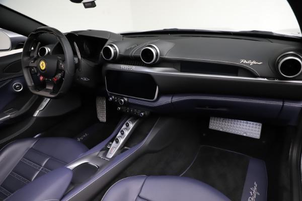Used 2019 Ferrari Portofino for sale $229,900 at Bentley Greenwich in Greenwich CT 06830 24