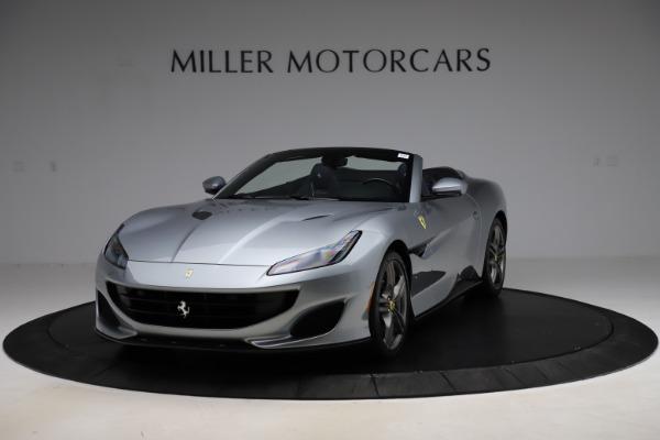 Used 2019 Ferrari Portofino for sale $229,900 at Bentley Greenwich in Greenwich CT 06830 1