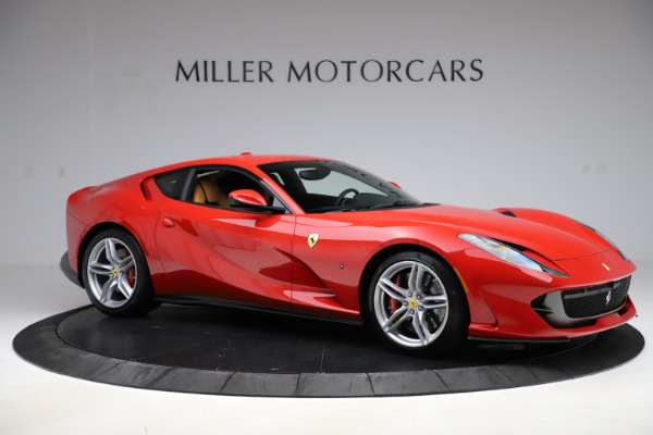 Used 2019 Ferrari 812 Superfast for sale Call for price at Bentley Greenwich in Greenwich CT 06830 10