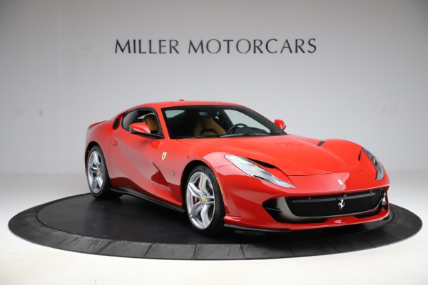 Used 2019 Ferrari 812 Superfast for sale Call for price at Bentley Greenwich in Greenwich CT 06830 11