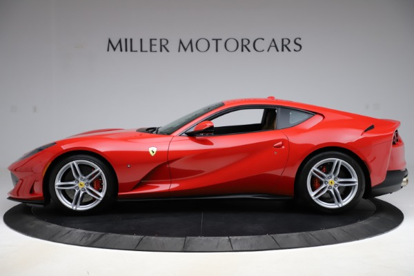 Used 2019 Ferrari 812 Superfast for sale Call for price at Bentley Greenwich in Greenwich CT 06830 3