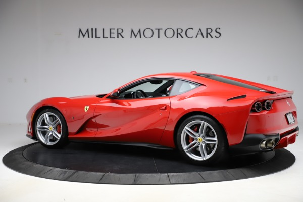Used 2019 Ferrari 812 Superfast for sale Call for price at Bentley Greenwich in Greenwich CT 06830 4