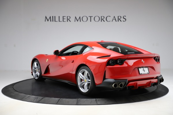 Used 2019 Ferrari 812 Superfast for sale Call for price at Bentley Greenwich in Greenwich CT 06830 5