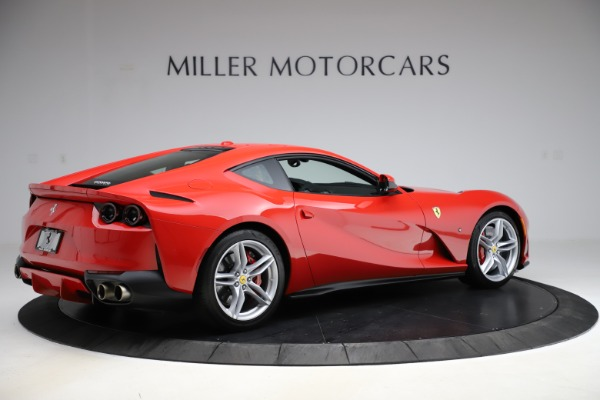 Used 2019 Ferrari 812 Superfast for sale Call for price at Bentley Greenwich in Greenwich CT 06830 8