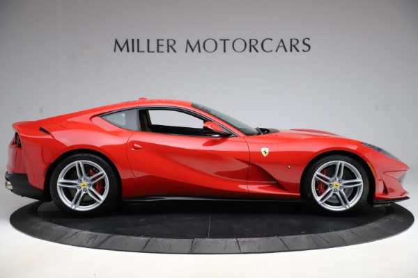 Used 2019 Ferrari 812 Superfast for sale Call for price at Bentley Greenwich in Greenwich CT 06830 9