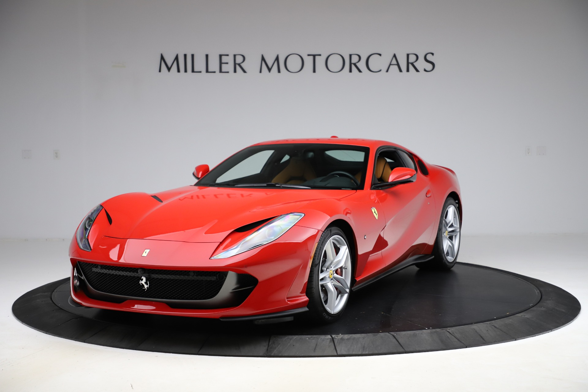 Used 2019 Ferrari 812 Superfast for sale Call for price at Bentley Greenwich in Greenwich CT 06830 1