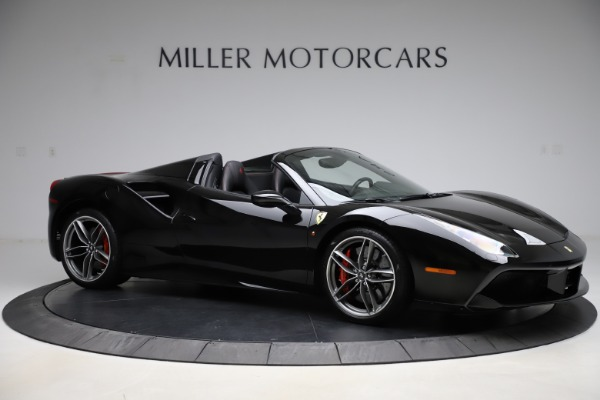 Used 2017 Ferrari 488 Spider for sale $276,900 at Bentley Greenwich in Greenwich CT 06830 10