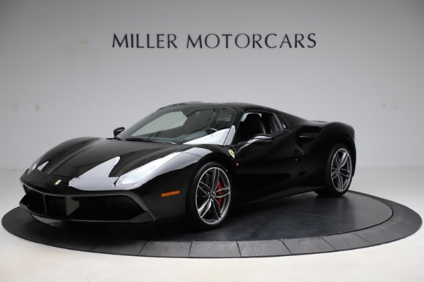 Used 2017 Ferrari 488 Spider for sale $276,900 at Bentley Greenwich in Greenwich CT 06830 13
