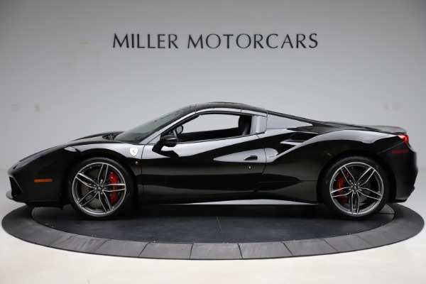 Used 2017 Ferrari 488 Spider for sale $276,900 at Bentley Greenwich in Greenwich CT 06830 14