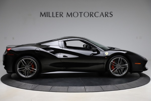 Used 2017 Ferrari 488 Spider for sale $276,900 at Bentley Greenwich in Greenwich CT 06830 15