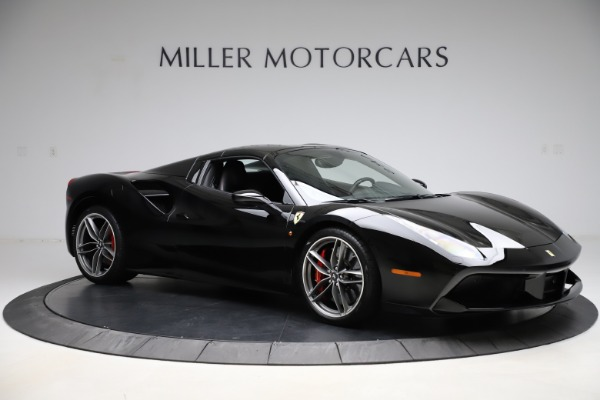 Used 2017 Ferrari 488 Spider for sale $276,900 at Bentley Greenwich in Greenwich CT 06830 16