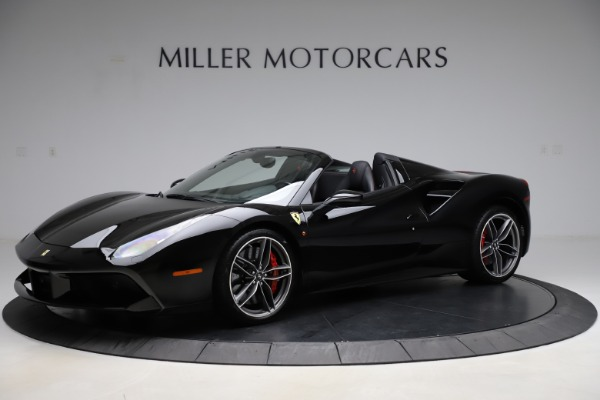 Used 2017 Ferrari 488 Spider for sale $276,900 at Bentley Greenwich in Greenwich CT 06830 2