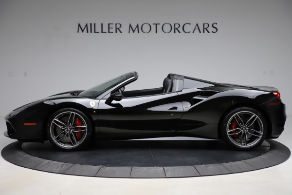 Used 2017 Ferrari 488 Spider for sale $276,900 at Bentley Greenwich in Greenwich CT 06830 3