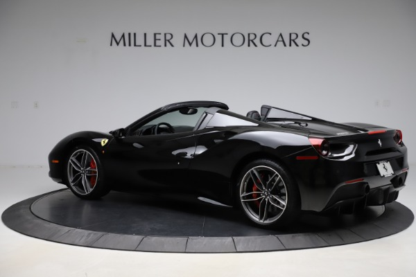 Used 2017 Ferrari 488 Spider for sale $276,900 at Bentley Greenwich in Greenwich CT 06830 4