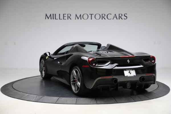 Used 2017 Ferrari 488 Spider for sale $276,900 at Bentley Greenwich in Greenwich CT 06830 5