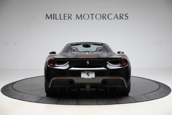 Used 2017 Ferrari 488 Spider for sale $276,900 at Bentley Greenwich in Greenwich CT 06830 6