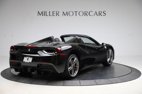 Used 2017 Ferrari 488 Spider for sale $276,900 at Bentley Greenwich in Greenwich CT 06830 7