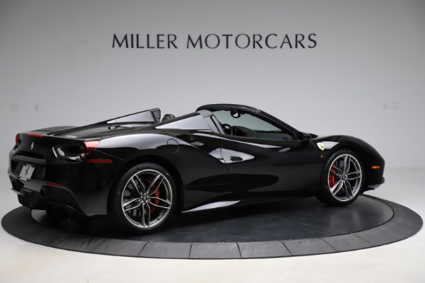 Used 2017 Ferrari 488 Spider for sale $276,900 at Bentley Greenwich in Greenwich CT 06830 8