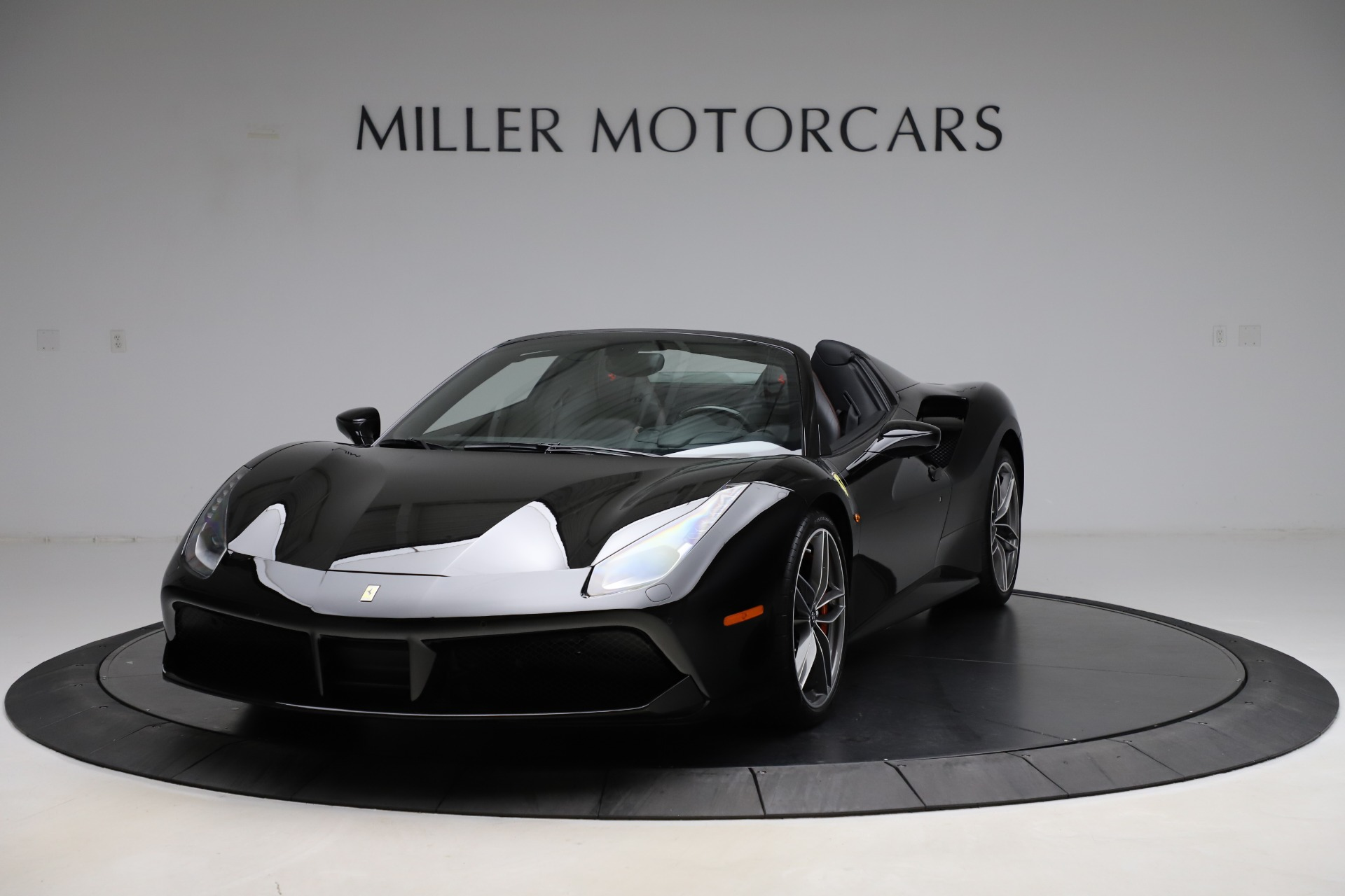 Used 2017 Ferrari 488 Spider for sale $276,900 at Bentley Greenwich in Greenwich CT 06830 1