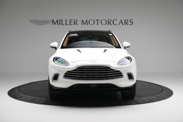 New 2021 Aston Martin DBX for sale $211,636 at Bentley Greenwich in Greenwich CT 06830 11