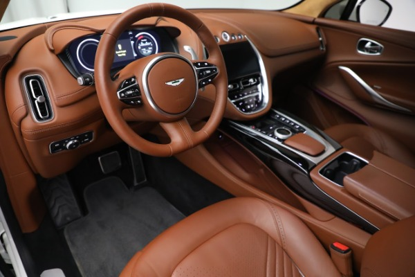 New 2021 Aston Martin DBX for sale $211,636 at Bentley Greenwich in Greenwich CT 06830 13