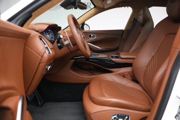 New 2021 Aston Martin DBX for sale $211,636 at Bentley Greenwich in Greenwich CT 06830 14