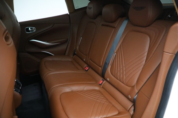 New 2021 Aston Martin DBX for sale $211,636 at Bentley Greenwich in Greenwich CT 06830 18