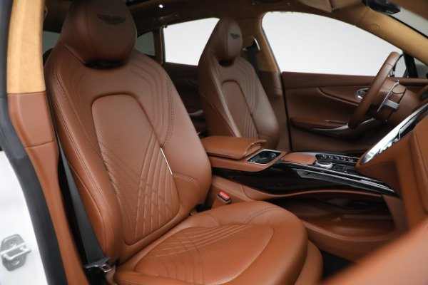 New 2021 Aston Martin DBX for sale $211,636 at Bentley Greenwich in Greenwich CT 06830 21