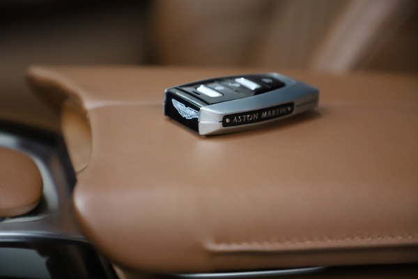 New 2021 Aston Martin DBX for sale $211,636 at Bentley Greenwich in Greenwich CT 06830 22