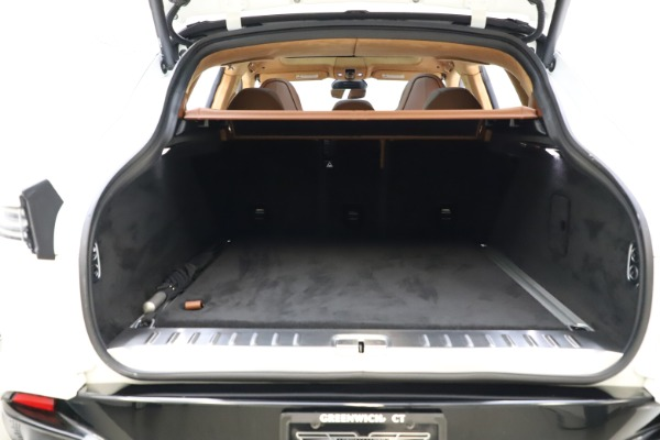 New 2021 Aston Martin DBX for sale $211,636 at Bentley Greenwich in Greenwich CT 06830 26