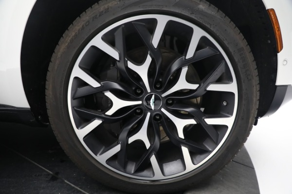 New 2021 Aston Martin DBX for sale $211,636 at Bentley Greenwich in Greenwich CT 06830 28