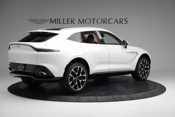 New 2021 Aston Martin DBX for sale $211,636 at Bentley Greenwich in Greenwich CT 06830 7