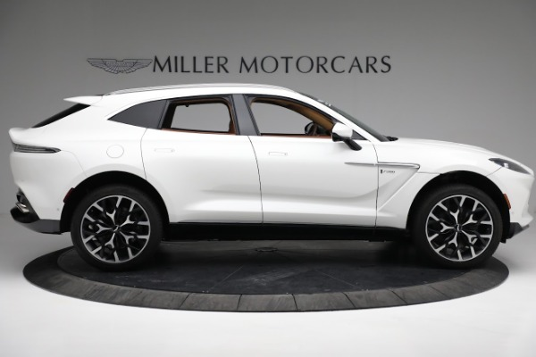 New 2021 Aston Martin DBX for sale $211,636 at Bentley Greenwich in Greenwich CT 06830 8