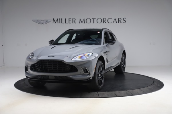 New 2021 Aston Martin DBX SUV for sale $194,486 at Bentley Greenwich in Greenwich CT 06830 10
