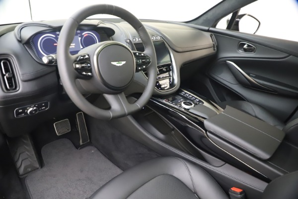 New 2021 Aston Martin DBX SUV for sale $194,486 at Bentley Greenwich in Greenwich CT 06830 11