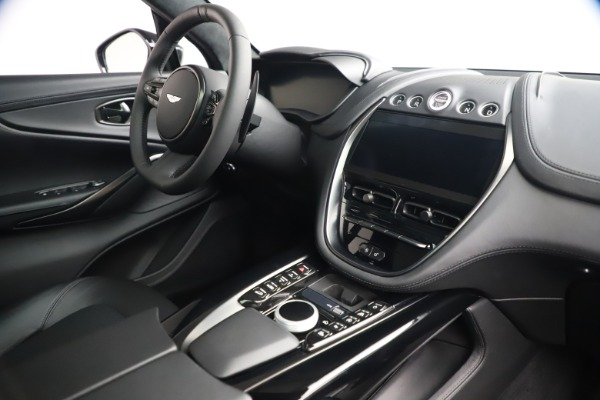New 2021 Aston Martin DBX SUV for sale $194,486 at Bentley Greenwich in Greenwich CT 06830 18