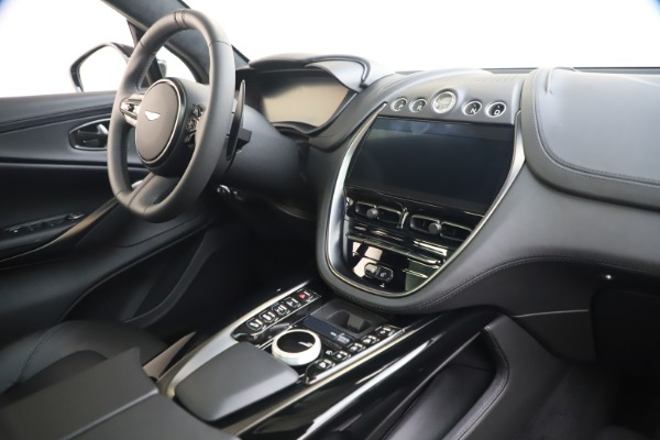 New 2021 Aston Martin DBX SUV for sale $194,486 at Bentley Greenwich in Greenwich CT 06830 19
