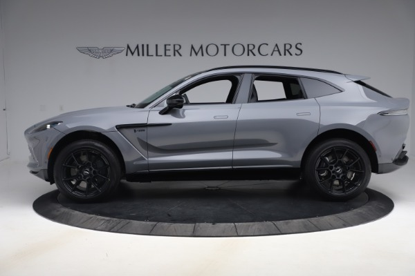 New 2021 Aston Martin DBX SUV for sale $194,486 at Bentley Greenwich in Greenwich CT 06830 2