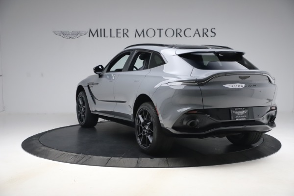 New 2021 Aston Martin DBX SUV for sale $194,486 at Bentley Greenwich in Greenwich CT 06830 4