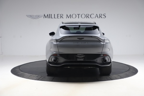 New 2021 Aston Martin DBX SUV for sale $194,486 at Bentley Greenwich in Greenwich CT 06830 5