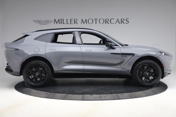 New 2021 Aston Martin DBX SUV for sale $194,486 at Bentley Greenwich in Greenwich CT 06830 6
