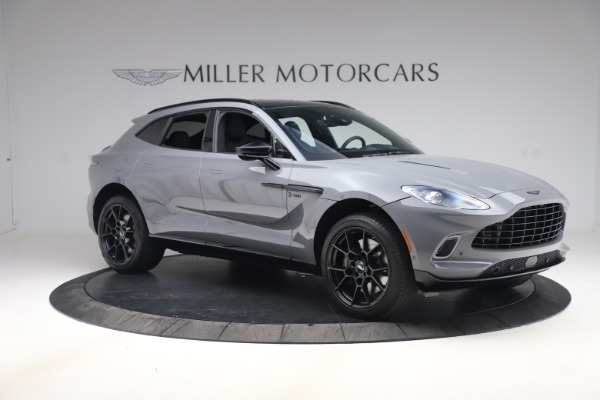 New 2021 Aston Martin DBX for sale $194,486 at Bentley Greenwich in Greenwich CT 06830 7