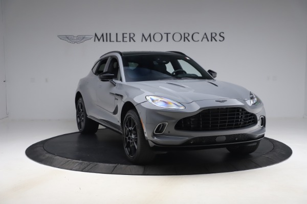 New 2021 Aston Martin DBX for sale $194,486 at Bentley Greenwich in Greenwich CT 06830 8