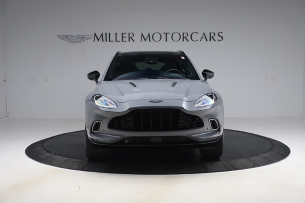 New 2021 Aston Martin DBX for sale $194,486 at Bentley Greenwich in Greenwich CT 06830 9