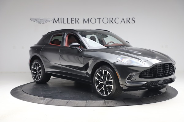 New 2021 Aston Martin DBX for sale $224,886 at Bentley Greenwich in Greenwich CT 06830 10