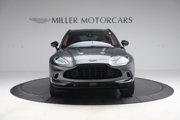 New 2021 Aston Martin DBX for sale $224,886 at Bentley Greenwich in Greenwich CT 06830 11