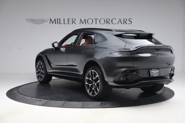 New 2021 Aston Martin DBX for sale $224,886 at Bentley Greenwich in Greenwich CT 06830 4