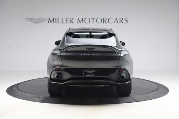 New 2021 Aston Martin DBX for sale $224,886 at Bentley Greenwich in Greenwich CT 06830 5