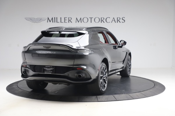 New 2021 Aston Martin DBX for sale $224,886 at Bentley Greenwich in Greenwich CT 06830 6