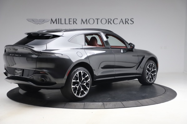New 2021 Aston Martin DBX for sale $224,886 at Bentley Greenwich in Greenwich CT 06830 7